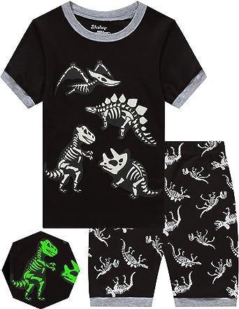 72c528174985 Amazon.com  Matching Family Christmas Pajamas Boys Girls Tree ...