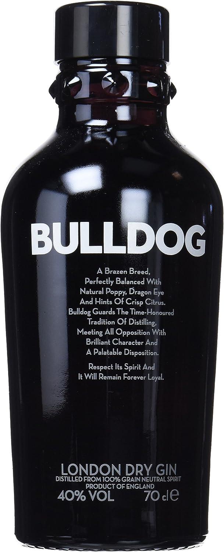 Bulldog Ginebra, 0,7L: Amazon.es: Alimentación y bebidas