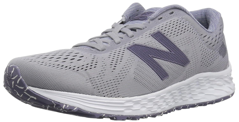 new style 50f4e e8a98 Amazon.com   New Balance Women s Fresh Foam Arishi V1 Running Shoe, Light  Grey Purple, 8 D US   Road Running