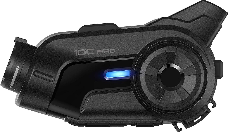 Sena 10C-EVO-01 Telecamera 4K Bluetooth per Moto e Sistema di Comunicazione