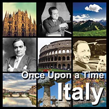 Once Upon A Time Italy: Musica italiana (CD doble)