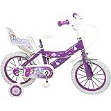 "Toimsa - 644 - Vélo Pour Enfant - Princesse Sofia - 14"""