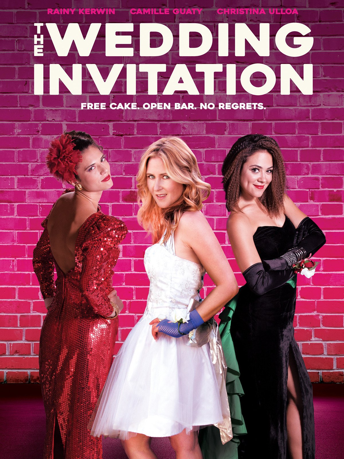 Amazon.com: The Wedding Invitation: Rainy Kerwin, Camille Guaty ...