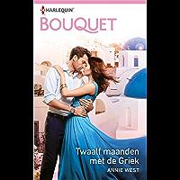 Twaalf maanden met de Griek (Bouquet Book 4108)