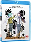 Sword Art Online II - Part 1 Standard BD with Limited Edition Slipcase [Blu-ray]