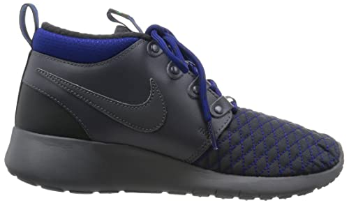 6a8e72f3c232 Nike Kids Rone One Mid Winter GS Running Shoe Drk Grey Drk Gryy Dp Ryl  Bl Anth 7 M US Big Kid  Buy Online at Low Prices in India - Amazon.in