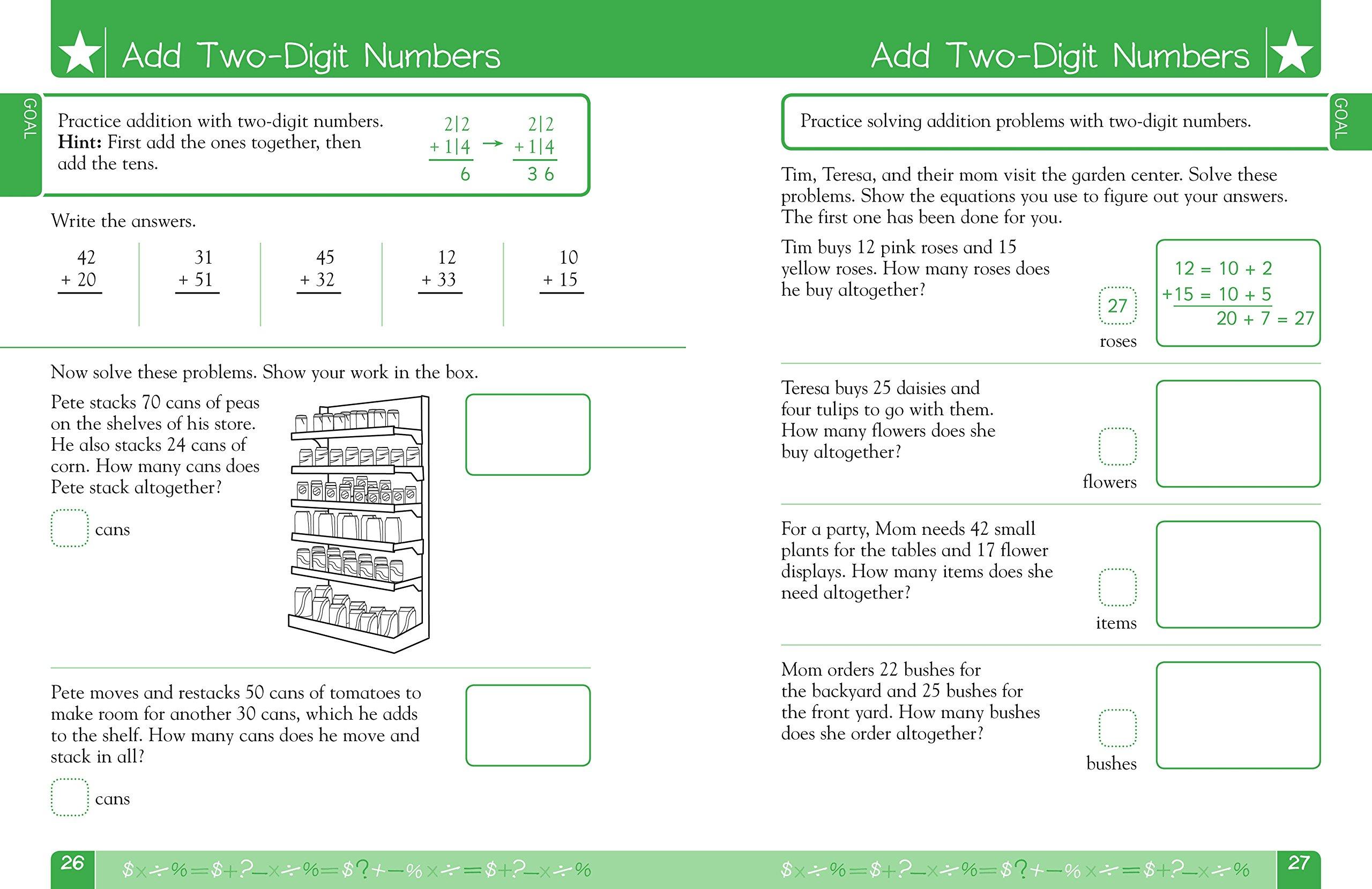 Worksheet First Grade Problem Solving dk workbooks problem solving first grade 9781465444790 amazon com books