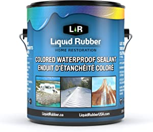 Liquid Rubber Waterproof Sealant