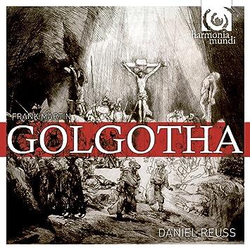 golgotha soprano part