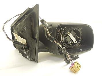 VW Polo 9 N OS Derecho Eléctrico Puerta Espejo Mecanismo y vivienda: Amazon.es: Coche y moto