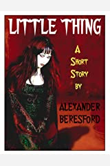 Little Thing Kindle Edition