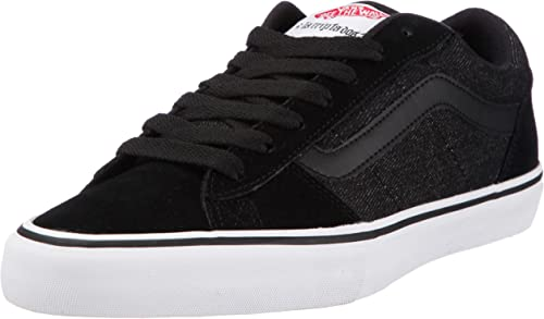 Vans La Cripta Dos V98U282, Sneaker uomo, Nero (Schwarz
