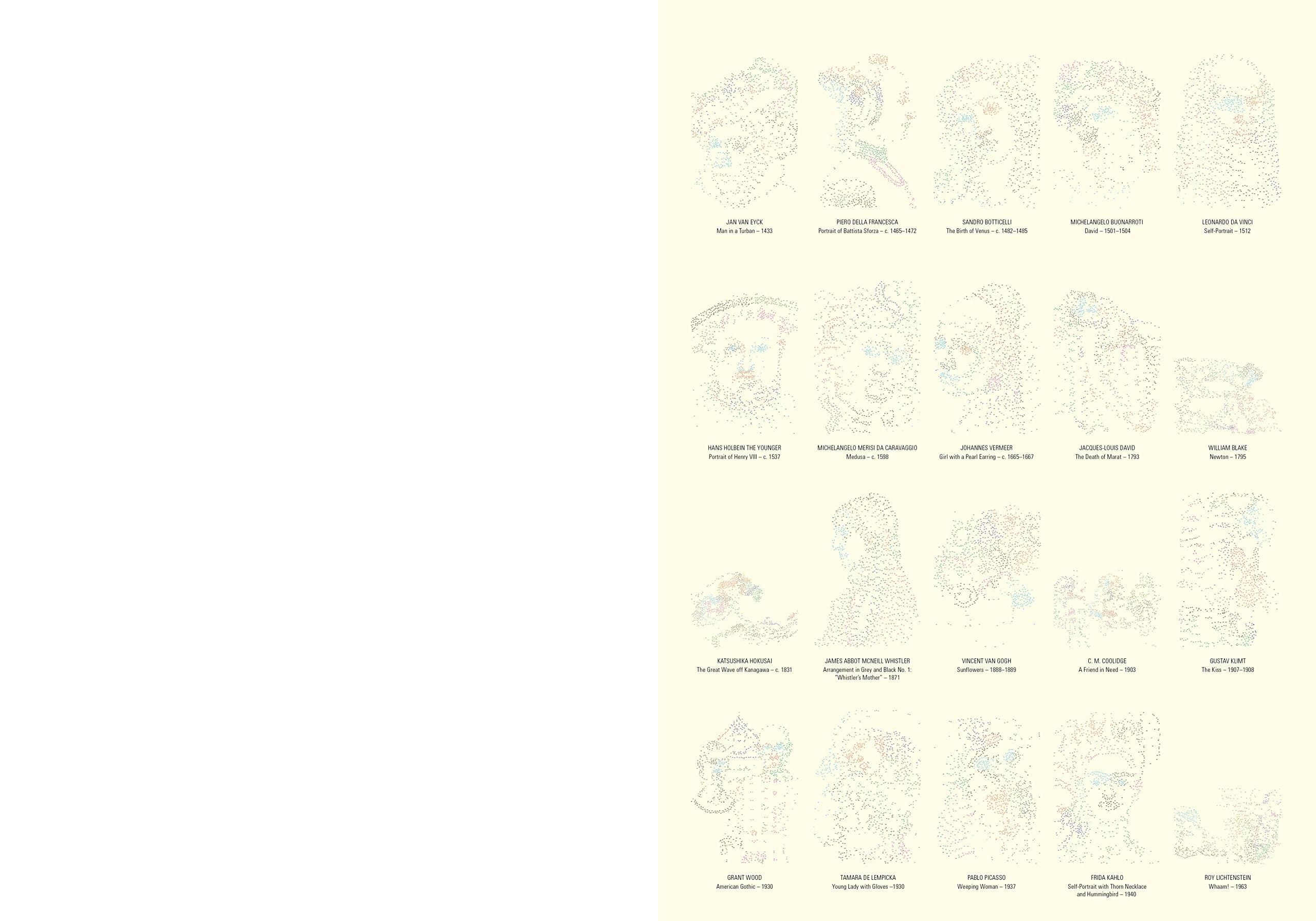 Amazon.com: The 1000 Dot-To-Dot Book: Masterpieces (Ilex Art &  Illustration) (9781781572054): Thomas Pavitte: Books