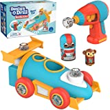 Educational Insights Design & Drill Bolt Buddies Race Car: Fine Motor Skills & STEM Toy, Perfect Drill Toy for 3+