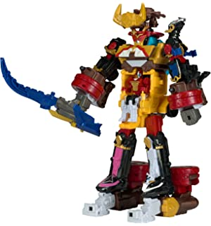 Amazon.com: Power Rangers Super Ninja Steel DX Megazord ...