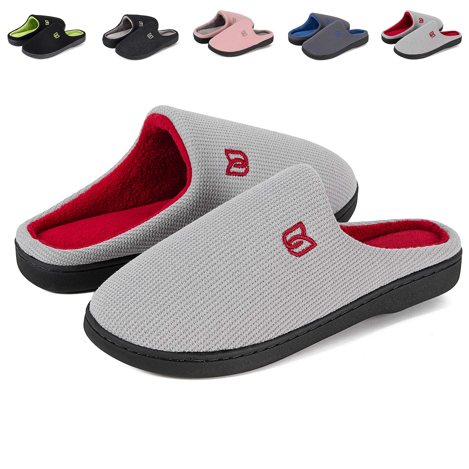 e984ac42ca6 Synthetic sole. COMFORTABLE WEARING EXPERIENCE  IceUnicorn house slippers  are made of high-quality breathable upper and soft comfort plush inner.