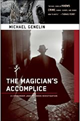The Magician's Accomplice (A Commander Jana Matinova Investigation Book 3) Kindle Edition