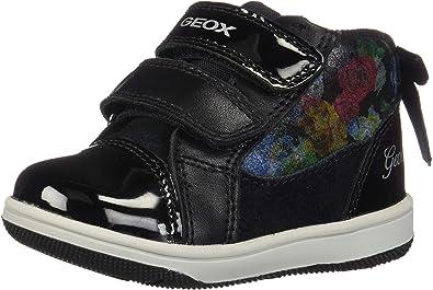 Geox Baby Girls B New Flick B Low-Top Sneakers