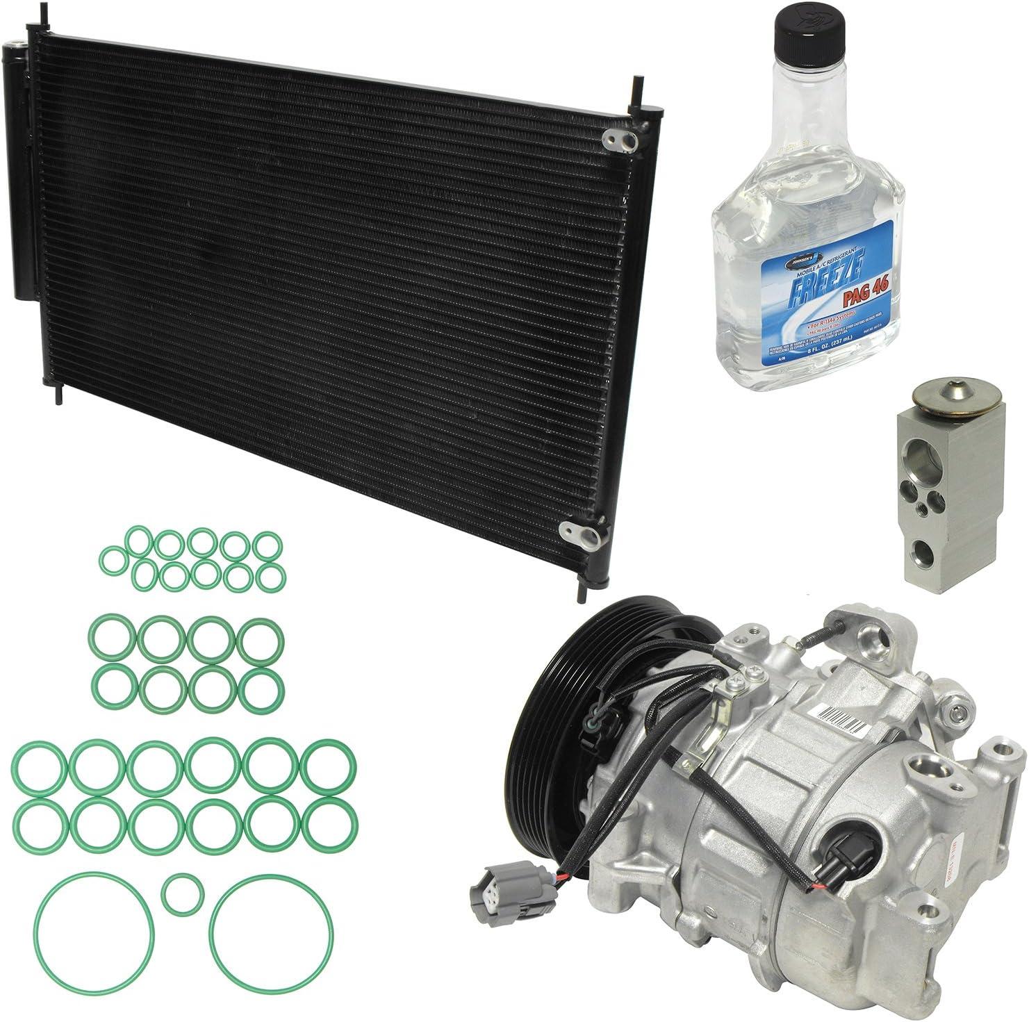 Universal Air Conditioner KT 4700A A//C Compressor//Component Kit