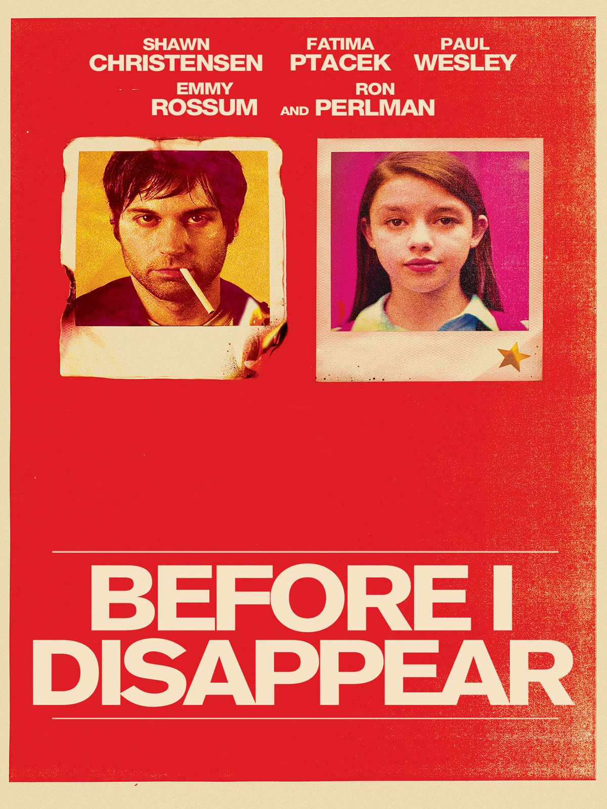 Amazon: Before I Disappear: Shawn Christensen, Fatima Ptacek, Emmy  Rossum, Paul Wesley: Amazon Digital Services Llc