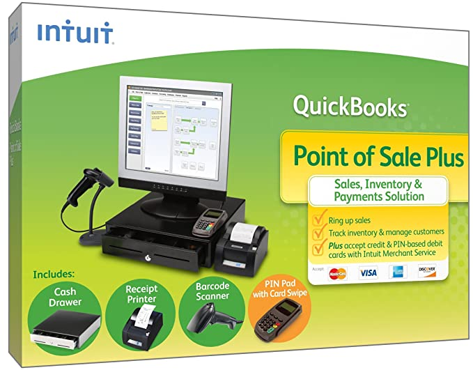 Amazon com: QuickBooks Point of Sale Basic Plus