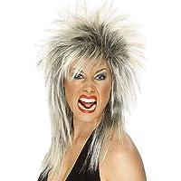Smiffy's Peluca Diva del Rock de los Años 80