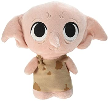Funko - Peluche Harry Potter - Dobby Supercutes 18cm - 0889698141581