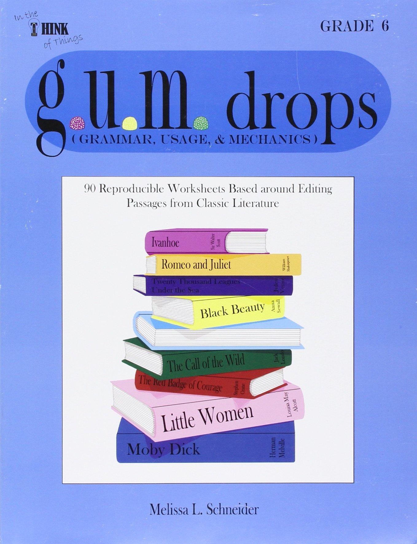 Download G.U.M.drops Grade 6 PDF