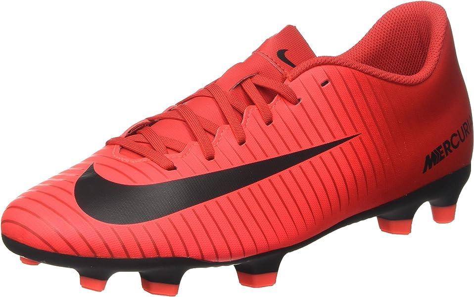 san francisco b9c81 0ac3a Nike Mercurial Vortex III FG, Scarpe da Calcio Uomo: Amazon.it ...