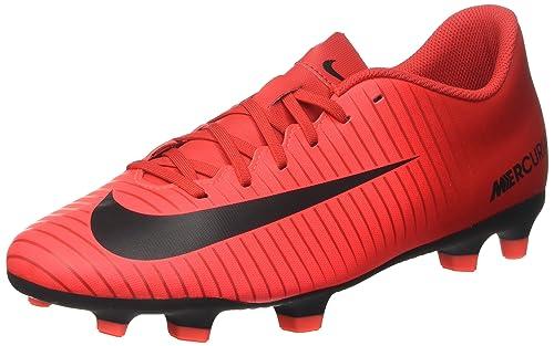 Nike Mercurial Vortex III FG, Zapatillas de Fútbol para Hombre: Amazon.es: Zapatos y complementos