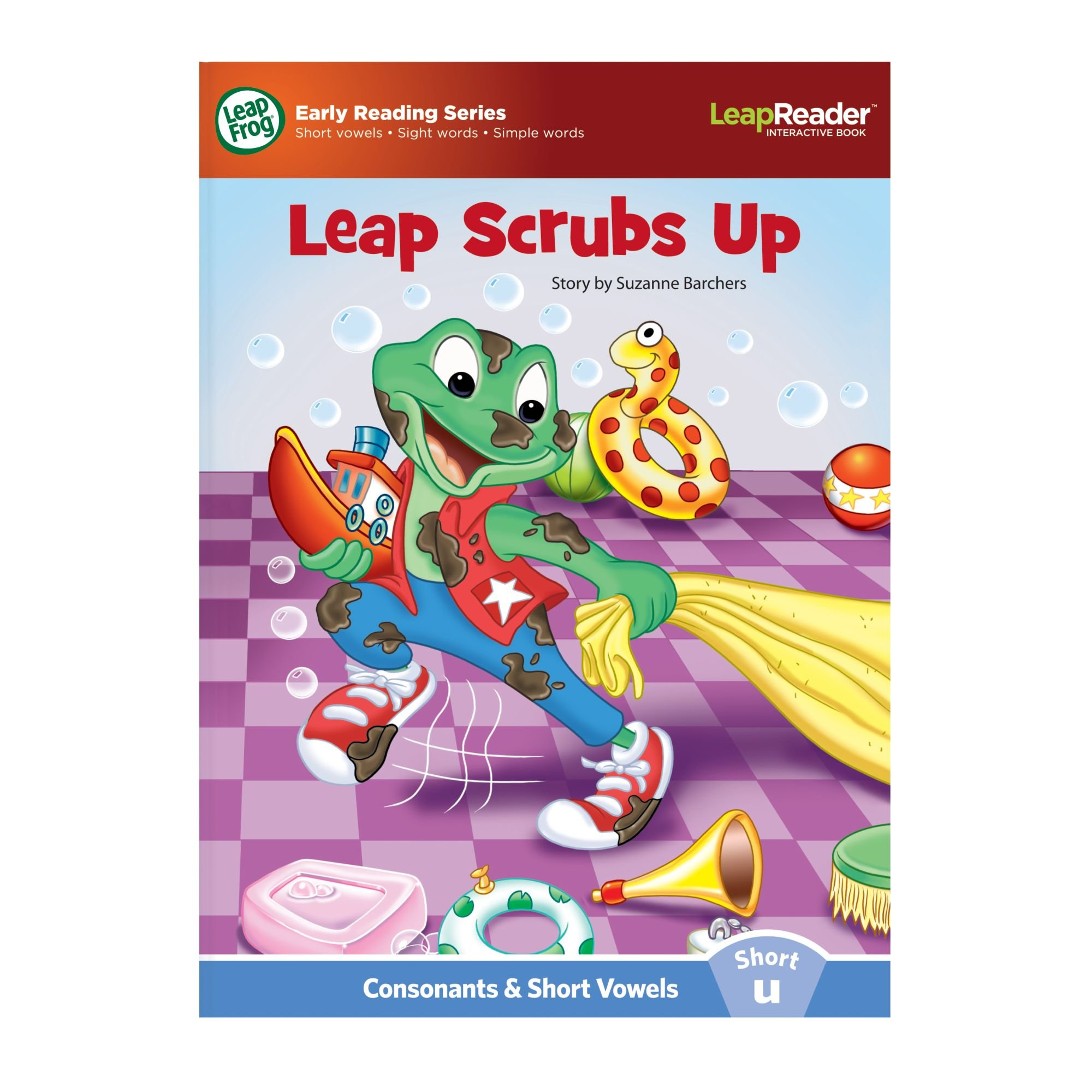 LeapFrog LeapReader Learn to Read, Volume 1 (works with Tag) by LeapFrog (Image #6)