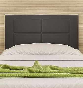 HOGAR24 ES Cabecero Cama tapizado 105 x 55 x 3,0 cm, válido para