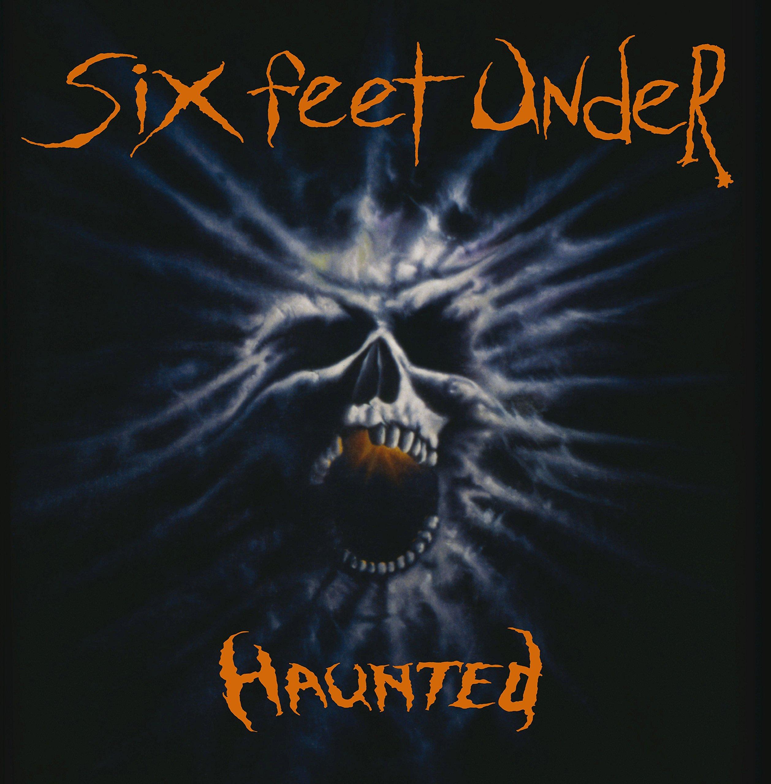 Vinilo : Six Feet Under - Haunted (LP Vinyl)