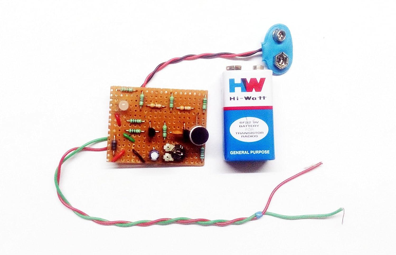 Pke Musical Dancing Analog Meter Circuit Electronics Simple Led Power Indicator Light Diyaudio
