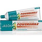 JASON Natural Products - PowerSmile Toothpaste Fluoride Free Vanilla Mint