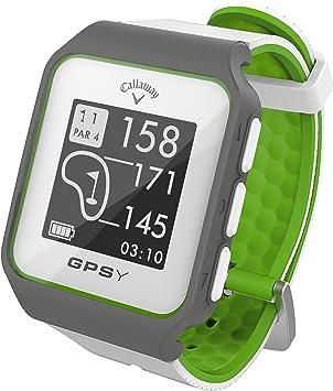 Callaway Gpsy Montre De Golf Mixte Gpsy Blanc Amazonfr Sports