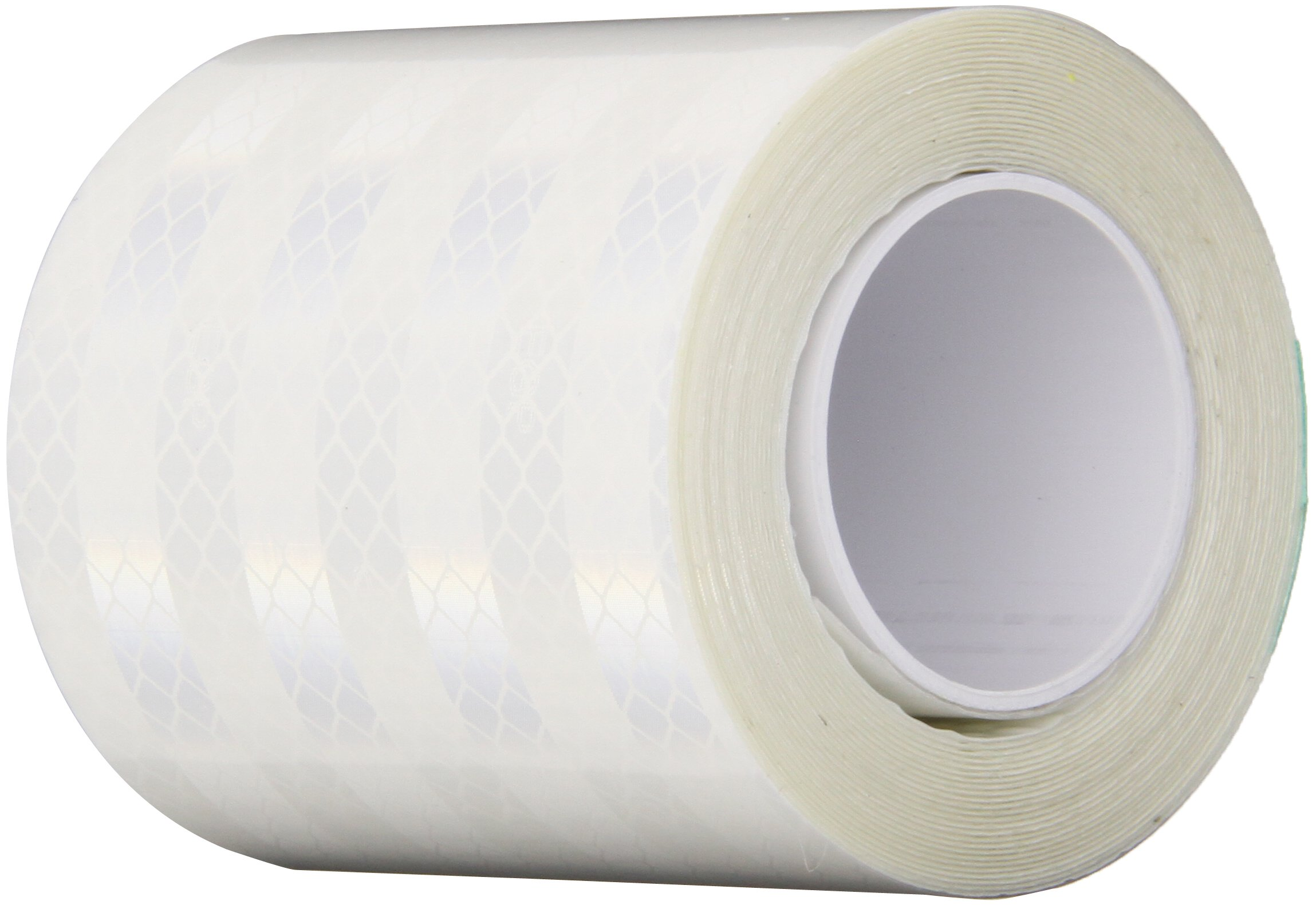 "3M 3290 White Reflective Tape, 3"" width x 5yd"