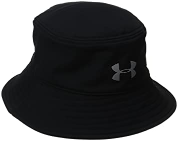 Under Armour Pack-It Golf Bucket Hat Men s Hat Black One Size ... 89f063811c72
