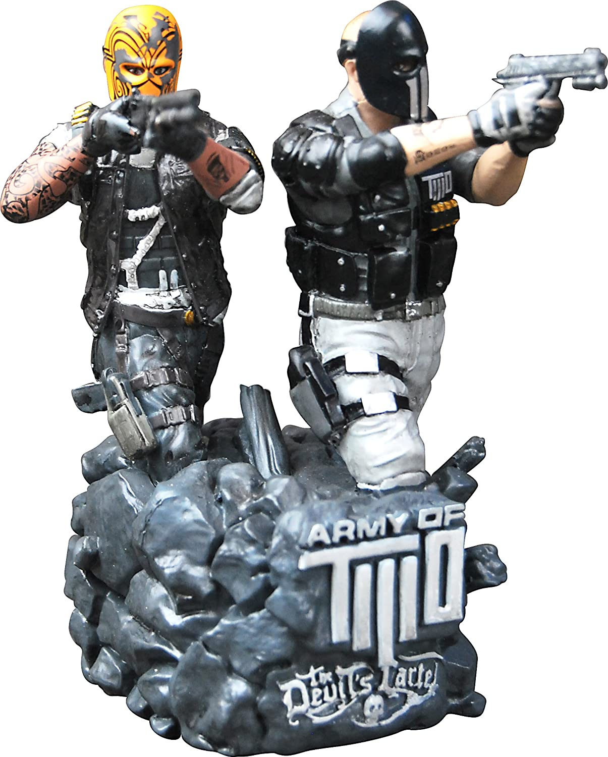 Army of Two The Devil's Cartel Bust IDGAM2464