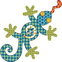 Sten Fuente Quilting Creations Laser Corte Fusible Leaping
