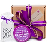Gifts For Mum From Daughter Or Son – Not Only The Perfect Christmas Presents For Mummy But Also For Mums Birthday – Mothers Day Gifts Or As A Thank You Gift For Your Mother – Your Mom Will Love This Present Whether It Is Xmas Or Another Occasion
