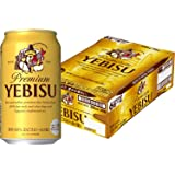 サッポロ ヱビスビール [ 350ml×24本 ]