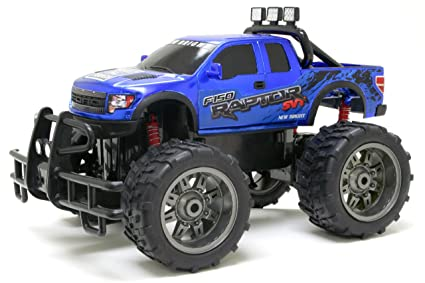 New Bright 1:10 Radio Control Ford Raptor