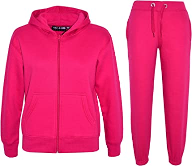 Chándal A2Z 4 Kids® liso con capucha y pantalones, deportivo, para ...