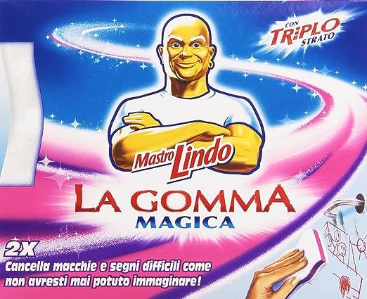68 opinioni per Mastro Lindo- La Gomma Magica, Con Triplo Strato
