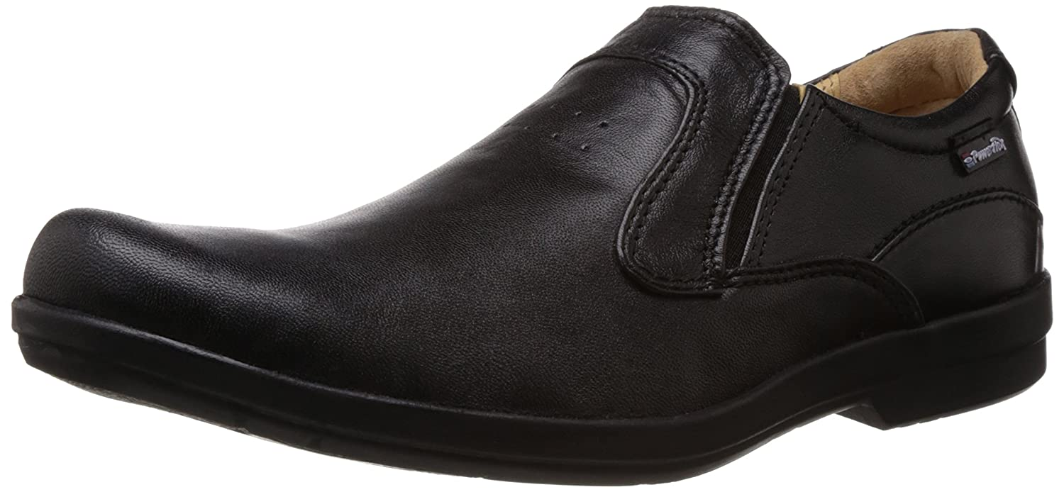 Redchief Men's New Mashroom Leather Boat Shoes