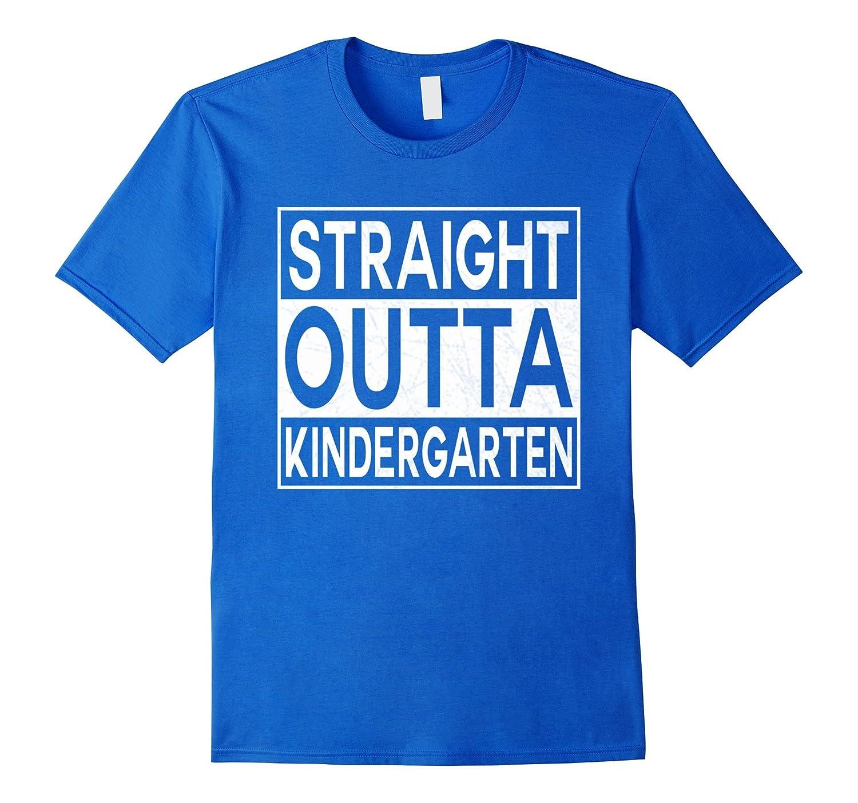 Straight Outta Kindergarten Shirt - Cool Kindergarten Tshirt-Vaci