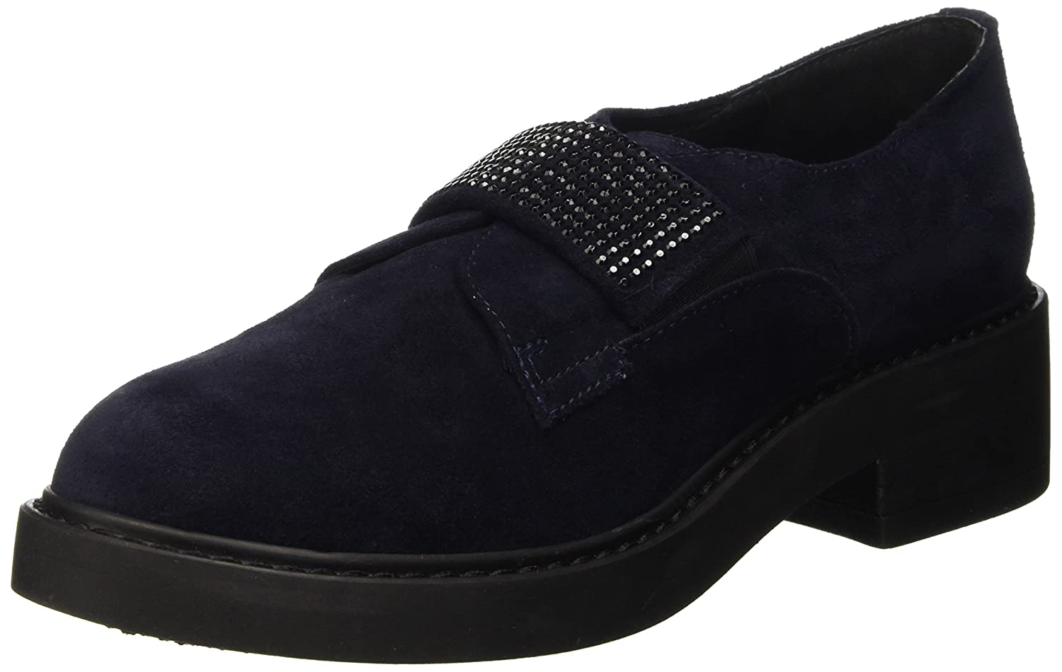 Manas Manas St.Jean, (Navy) Chaussures à Lacets Femme B07H7GXDR3 Bleu (Navy) 26505f3 - avtodorozhniks.space