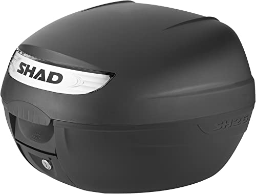 Shad - D0B26100 SH26 Top Case, Matte Black