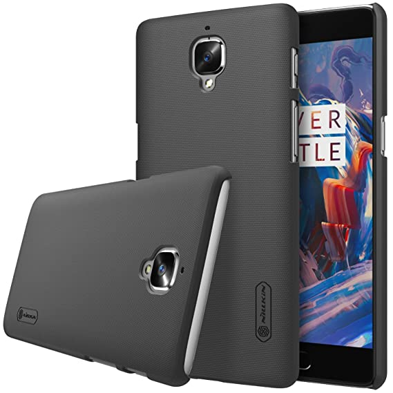 new style 52138 89731 Amazon.com: Oneplus 3 Case,Nillkin [With Kickstand] Frosted Shield ...
